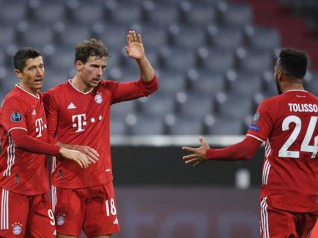 Champions League: Chelsea venció al Atlético y Bayern goleó a Lazio por los octavos de final [VIDEO]