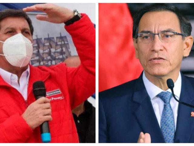 Mindef sobre moción de vacancia: Martín Vizcarra cuenta con respaldo de todos los ministros