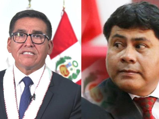 Pugnas en el Ministerio Público por investigaciones a presidente Martín Vizcarra