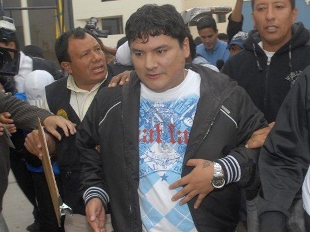 Chacalón Jr. rindió manifestación por el presunto delito de trata de personas