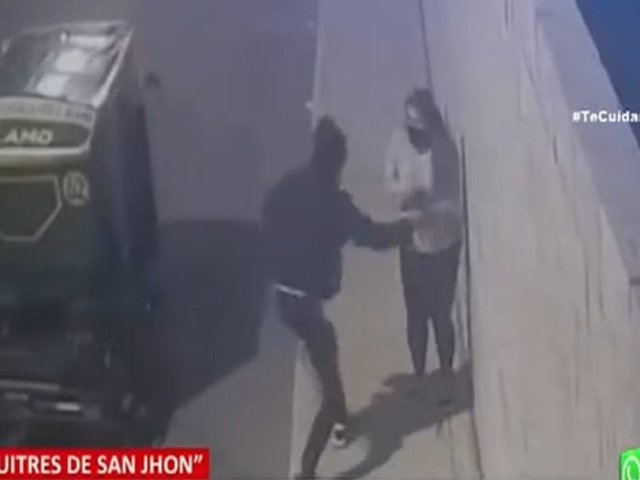 Policía desarticula dos bandas de raqueteros que asaltaban en mototaxi