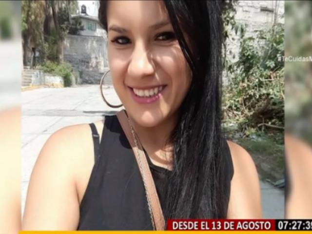 Familia pide ayuda al presidente por caso de peruana desaparecida en México