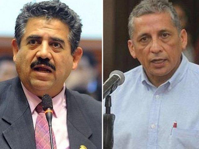 Manuel Merino descartó coordinación de vacancia presidencial con Antauro Humala