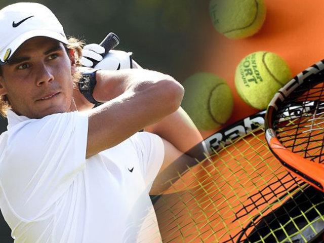Rafa Nadal competirá en campeonato profesional de golf