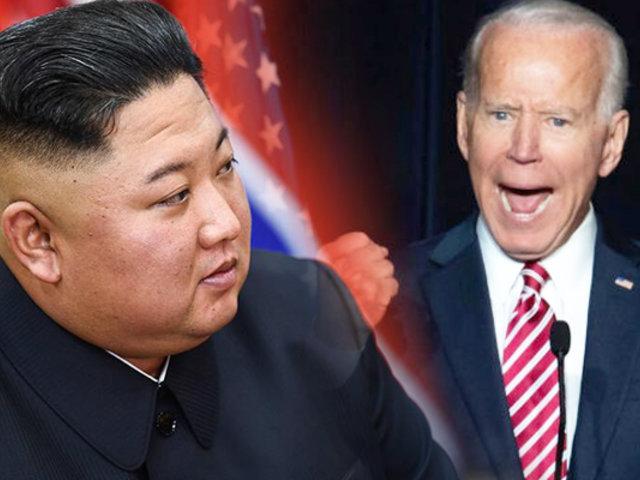 Corea del Norte no quiere a Joe Biden como presidente de EEUU