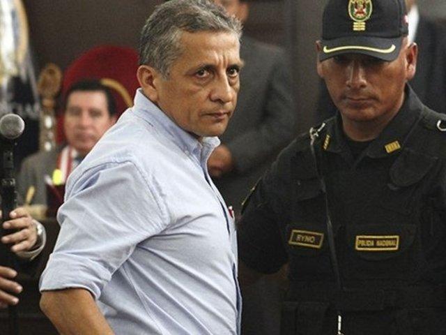 Antauro Humala: corte de Cajamarca rechazó hábeas corpus para su liberación