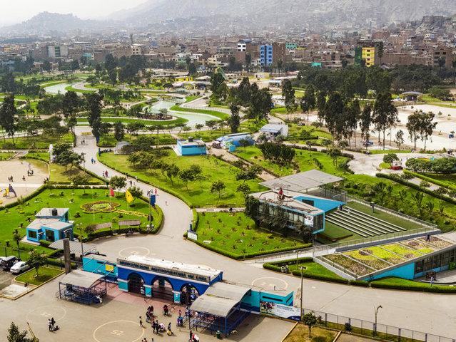 Muñoz anunció que reabrirán Parques y Clubes zonales de Lima este fin de semana