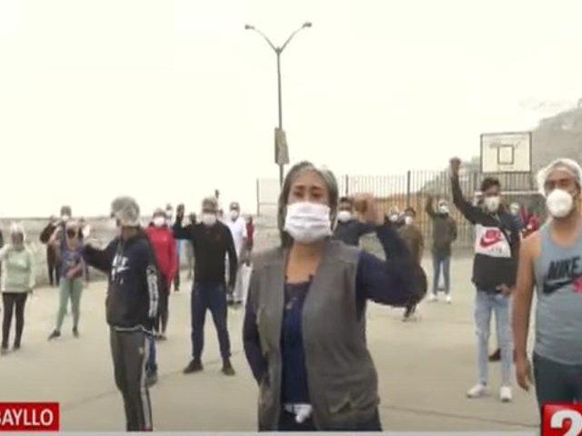 Carabayllo: vecinos temen por sus vidas tras robo de S/.20 mil a empresario