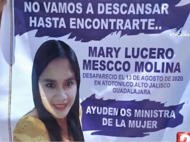 Familia pide ayuda al presidente Martín Vizcarra para ubicar a madre cusqueña secuestrada en México