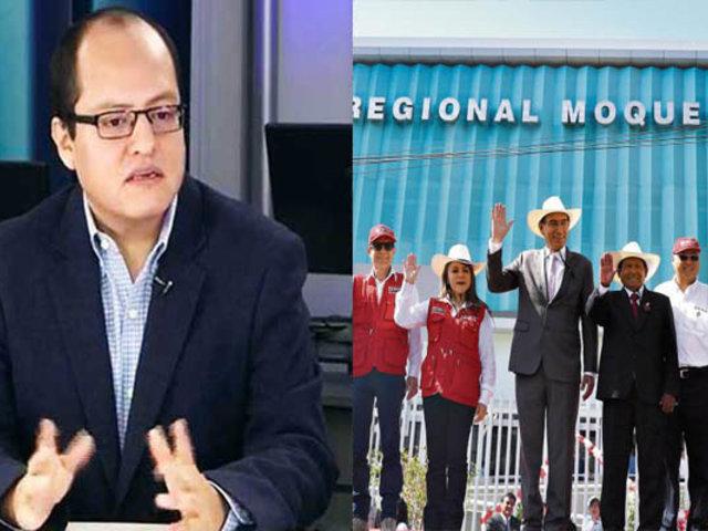 Víctor Quijada: Acusaciones a Vizcarra tienen trasfondo político y buscan postergar elecciones