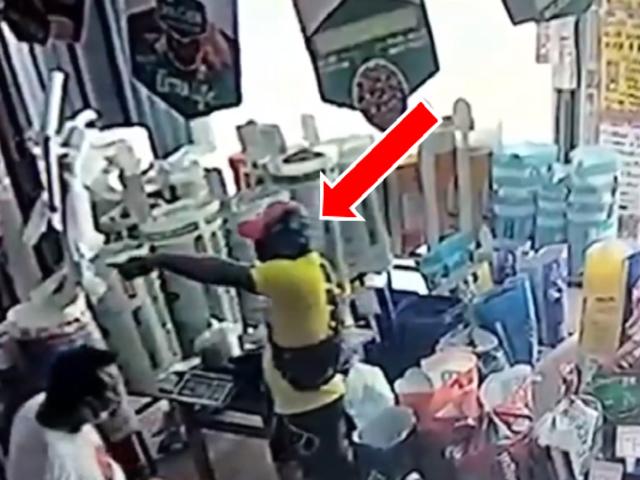 Pucallpa: delincuentes roban 10 mil soles a hombre que acababa de salir del banco