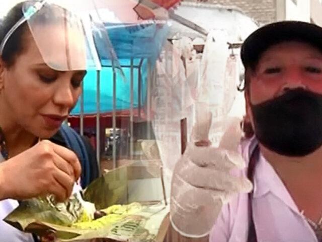 """Mónica en Acción: buscando al """"Chef de la Calle"""""""