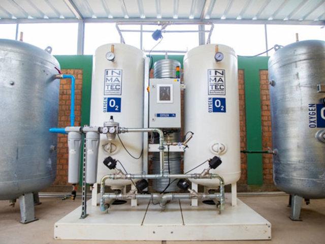 Covid-19: lanzan campaña para adquirir plantas de oxígeno para hospitales Dos de Mayo y Sisol