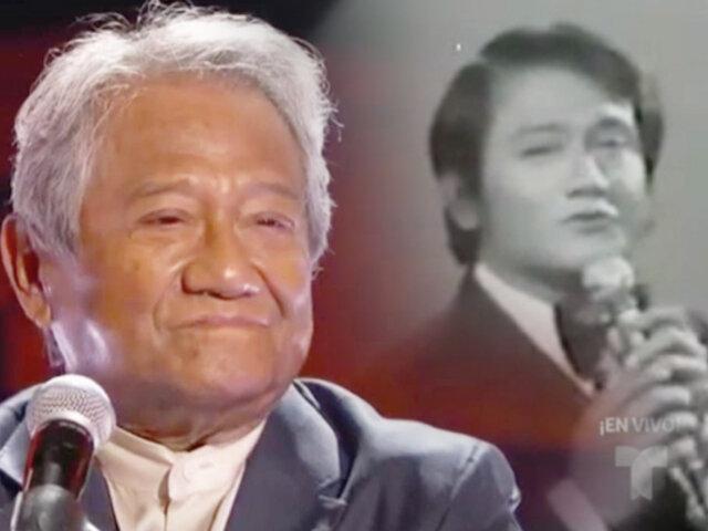 """Armando Manzanero: """"El reggaetón es normal para nuestros tiempos"""""""