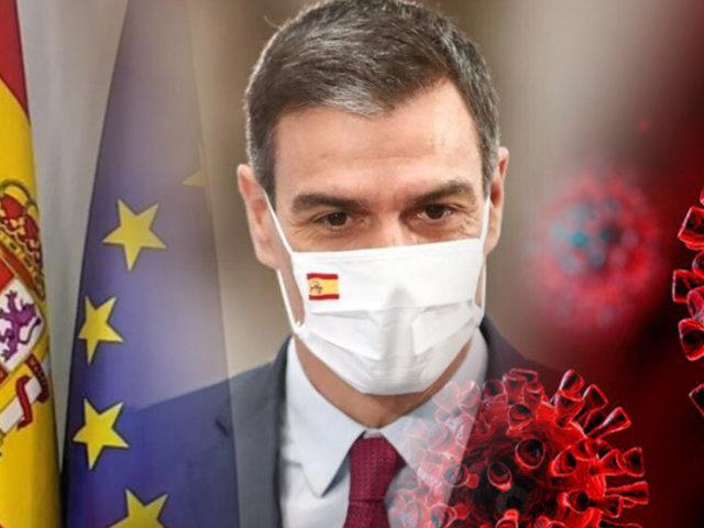 España decreta nuevo estado de alarma por rebrote de COVID-19