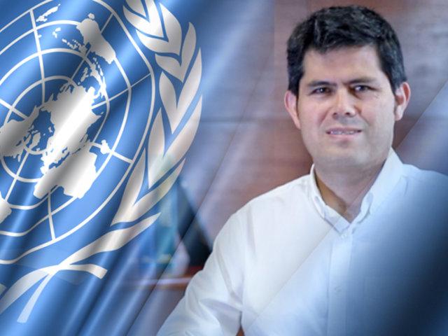 ONU elige a científico peruano para informe sobre desarrollo sostenible