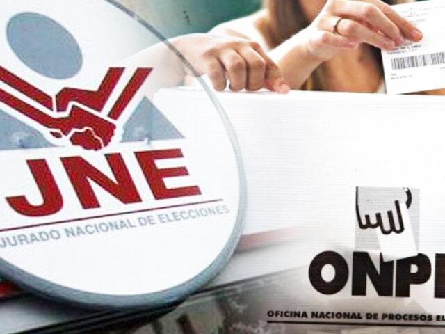 Elecciones 2021: sepa cómo pagar sus multas electorales
