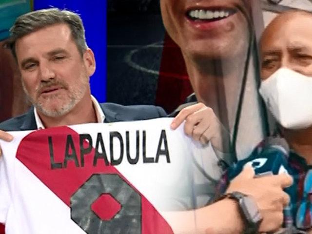 EXCLUSIVO | Familia de Lapadula rompe su silencio