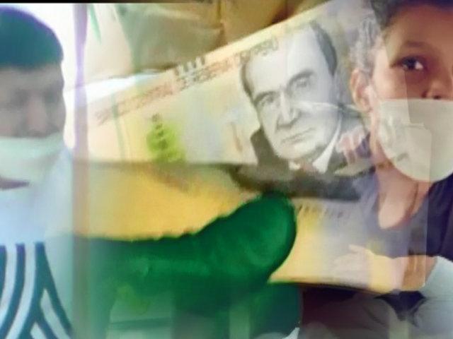 Capturan por tercera vez a cabecilla de peligrosa banda que falsificaba billetes