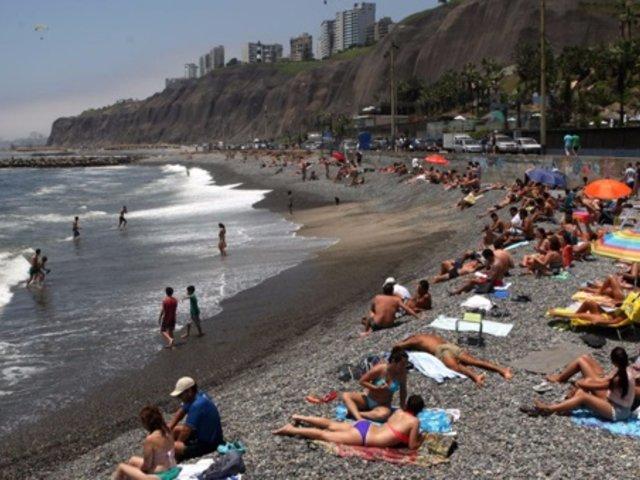 Miraflores realizará empadronamiento para uso de playas de viernes a domingos