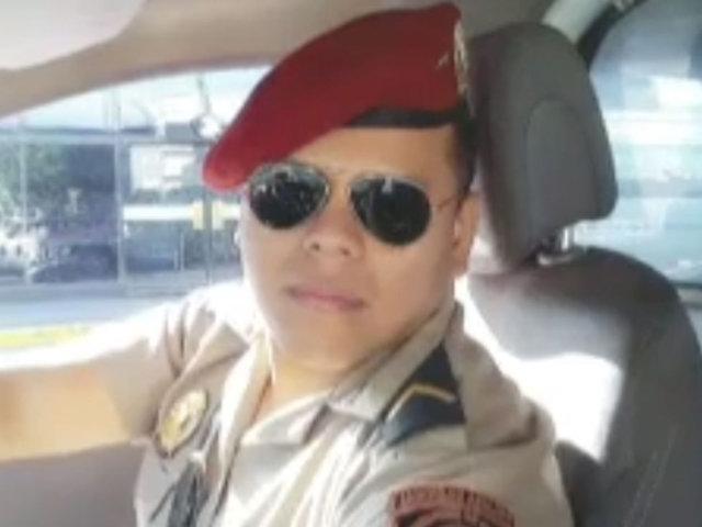 Los Olivos: dictan 15 meses de prisión preventiva para policía implicado en intento de robo