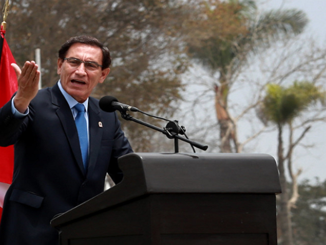 Informe del JNE señala que presidente Vizcarra habría violado neutralidad electoral