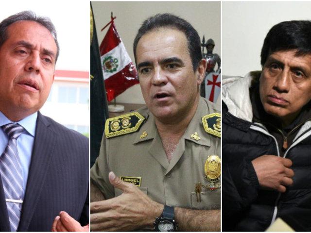Ministro Gentille y Gastón Rodríguez investigados por contratos con empresa de Camayo