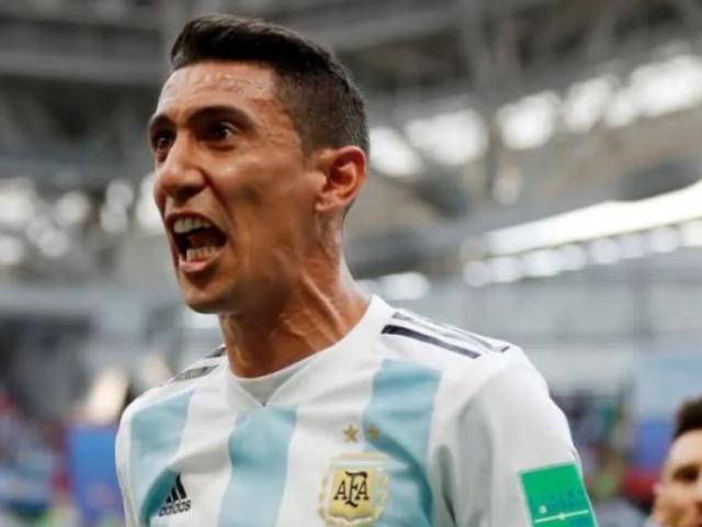 Argentina incluye a Di María y al 'Kun' entre sus cartas para enfrentar a Perú y Paraguay