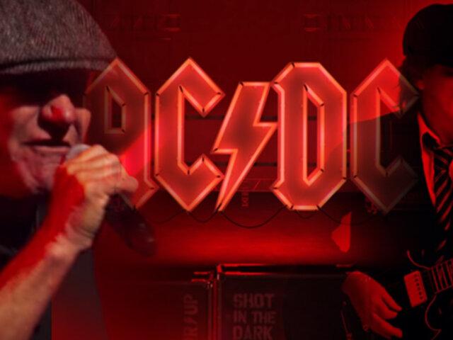 AC/DC regresa con nuevo disco en plena pandemia