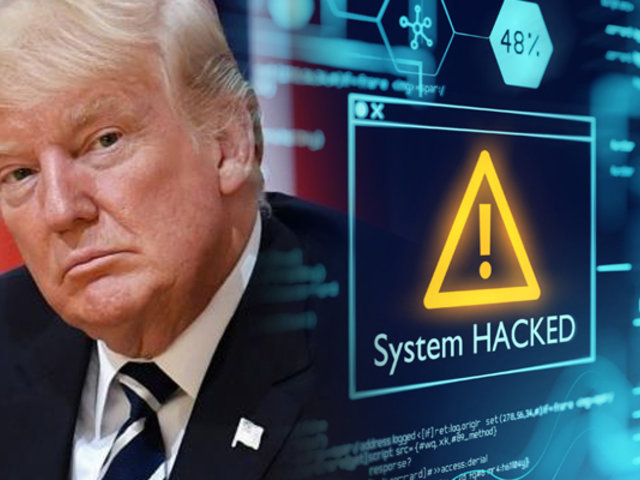 Donald Trump denuncia ciberataque a su página web en plena campaña electoral