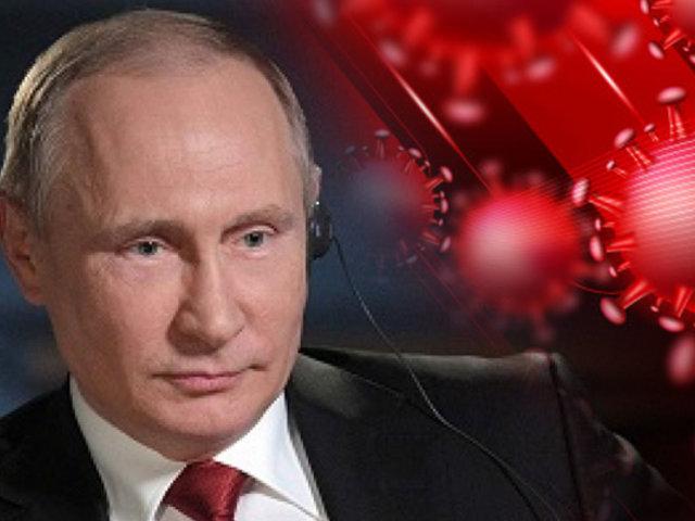 Vladímir Putin niega existencia de una segunda ola de Coronavirus en Rusia