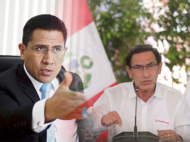 Gobierno mantuvo independencia con la Procuraduría, asegura Vizcarra