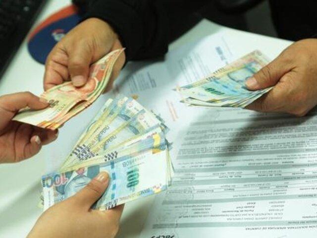MEF explica qué falta para aplicar ley de reprogramación y congelamiento de deudas