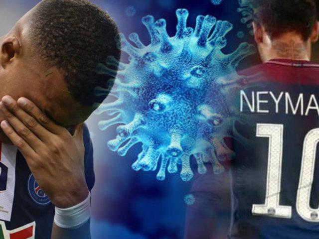 Fútbol en Francia es suspendido por rebrote de la COVID-19