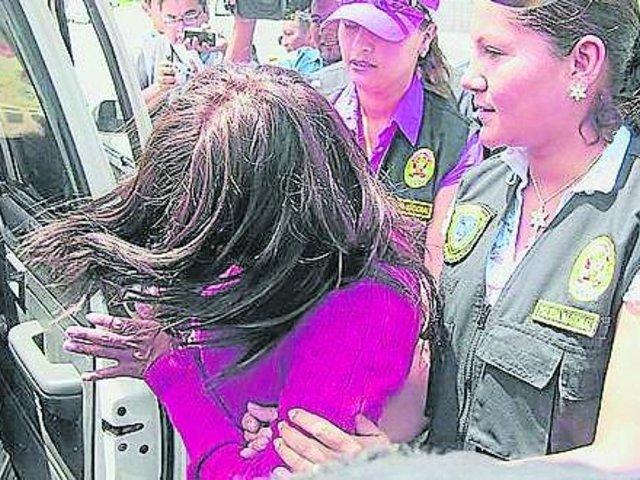 Ayacucho: mujer es detenida por presuntos tocamientos indebidos a dos menores