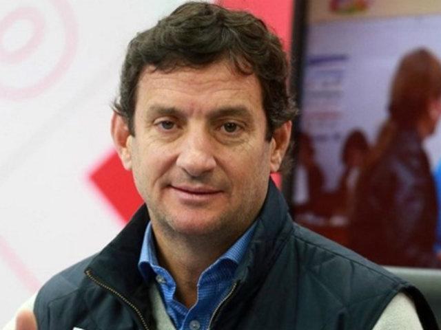 Elecciones 2021: Reggiardo forma parte de plancha presidencial de Perú Patria Segura