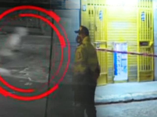 Empresario ferretero fue asesinado a balazos en Santa Anita