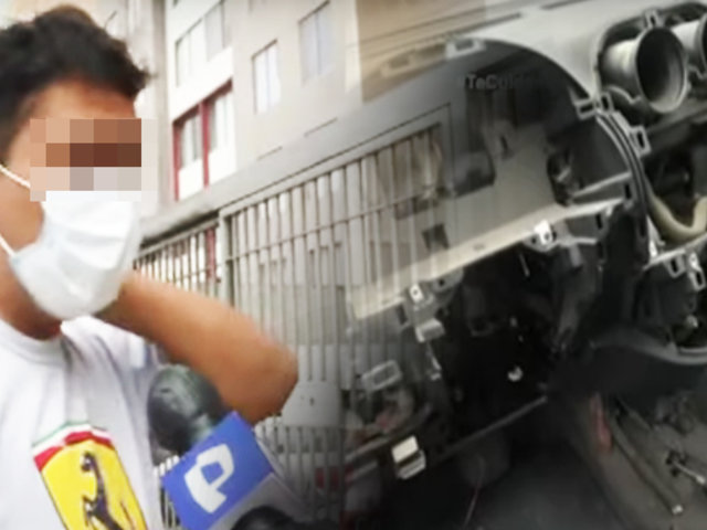 Ola de robo de autopartes en la avenida Colonial