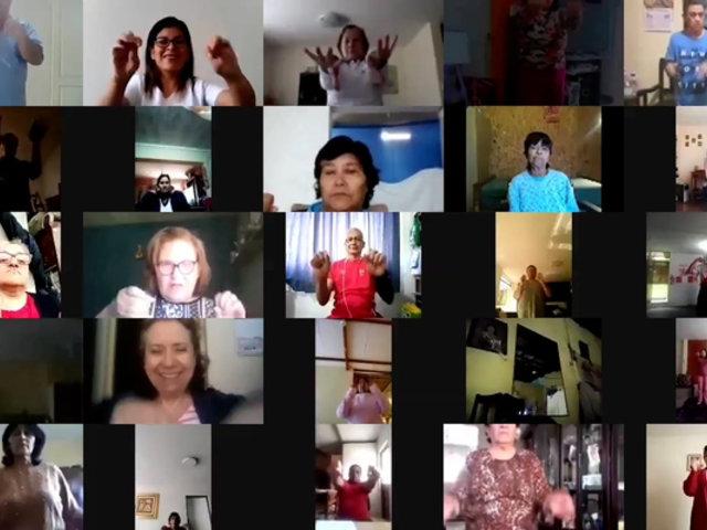 EsSalud: más de 13  mil pacientes recibieron sus rehabilitaciones de manera virtual