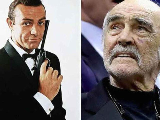 A los 90 años falleció Sean Connery, legendario actor que interpretó a James Bond