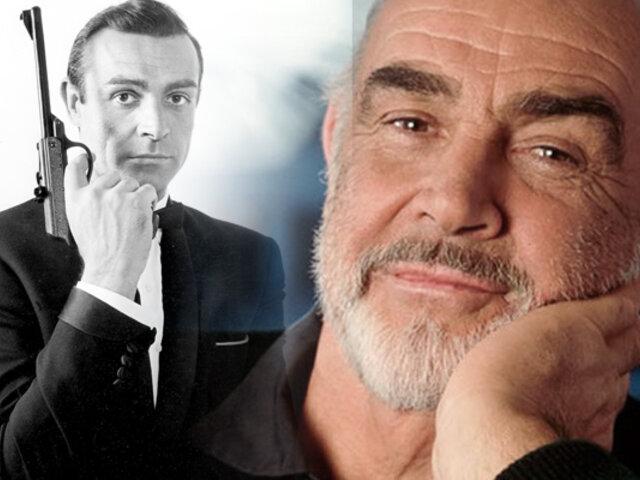 Sean Connery y su eterno legado como James Bond