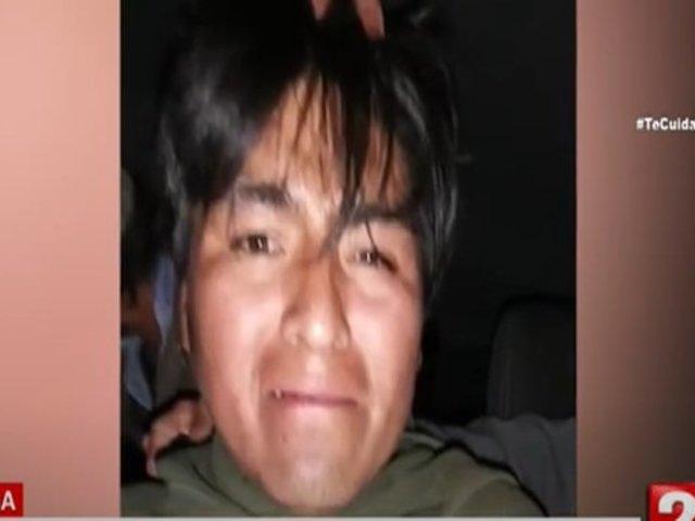 Capturan en Bolivia a Segundo Apaza, principal sospechoso del crimen de Marleny Estrada