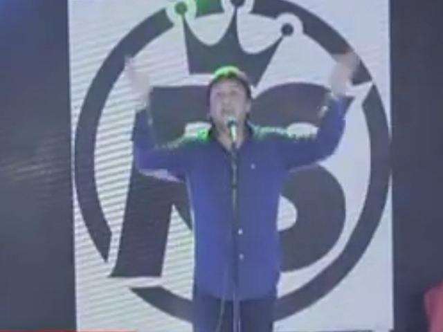 'Richard Swing' regresó con concierto virtual por el Día de la Canción Criolla