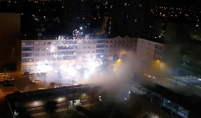 Francia quiere prohibir la venta de fuegos artificiales al gran público