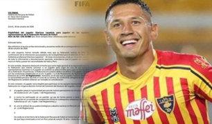 FIFA respondió a la convocatoria de Gianluca Lapadula ante Chile y Argentina