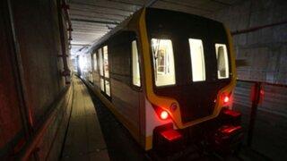 Línea 2: Metro de Lima y Callao inició fase de prueba de trenes