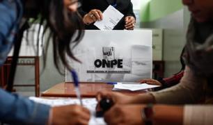 Elecciones 2021: hasta el 31 de diciembre usted podrá elegir su local de votación