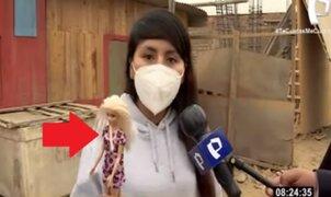 Hermana de víctima de feminicidio arremete contra ministra Rosario Sasieta