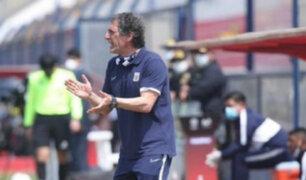 Alianza Lima: club oficializó salida de Mario Salas tras resolución de su contrato como DT