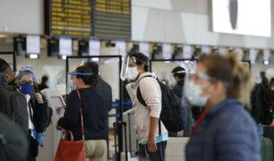 Suspenden transporte aéreo en regiones de Huánuco y Junín